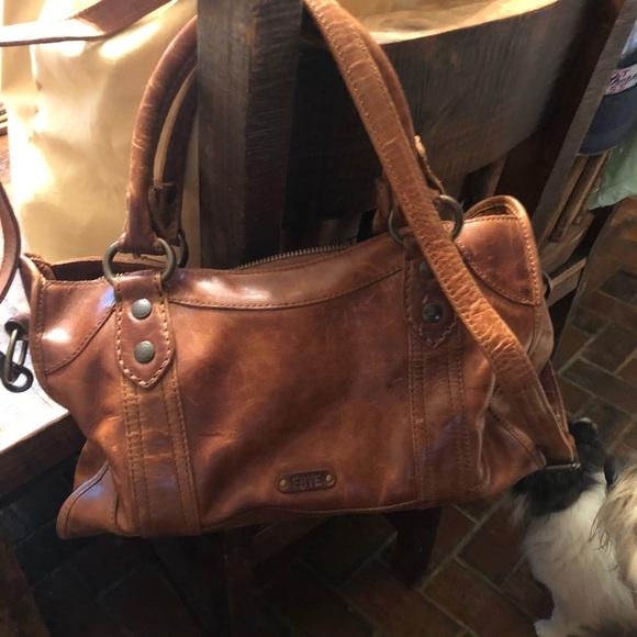 6ed411efcf Frye Handbags - Frye purse